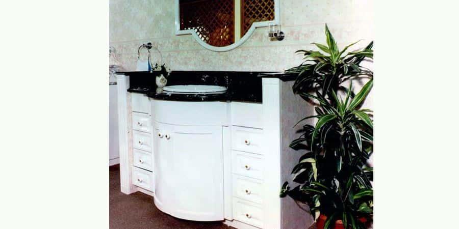 Muebles Para Baño Laqueados:Muebles de Baños Clasicos Laqueados Tegnomueble